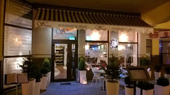 Restauracja Suzanna