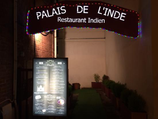 Poissy, Fransa: Palais De L'Inde