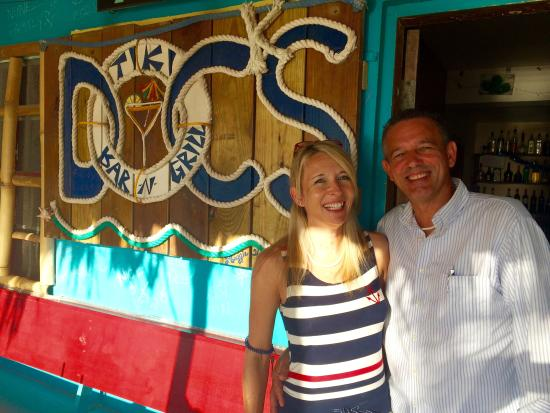 Doc'ks Tiki Bar & Grill: We have changed our name from Licks to DOC'KS Tiki Bar and Grill. Come visit us and see our NEW