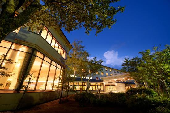 Urabandai Royal Hotel: Hotel Exterior