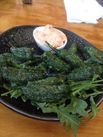 Leigh, Neuseeland: Fried jalapeños