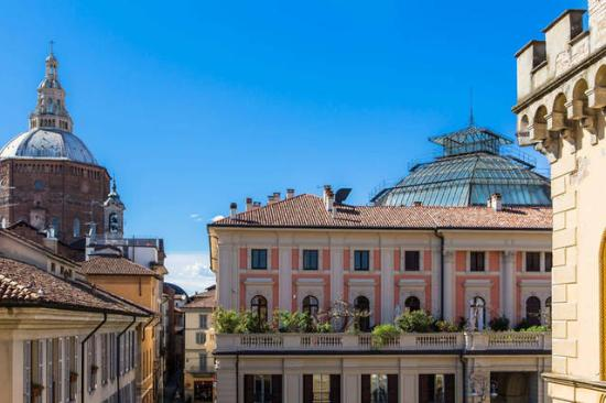 Hotel Pavia Economici