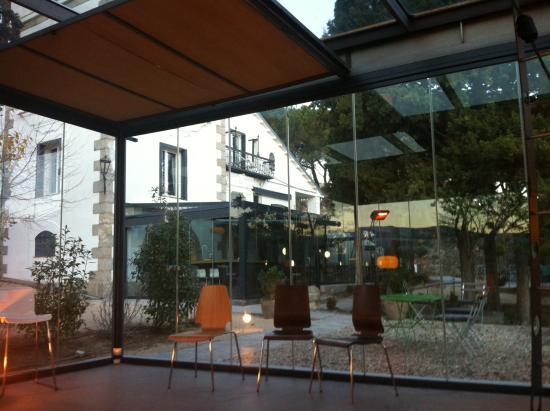 Collado Mediano, España: Invernaderos