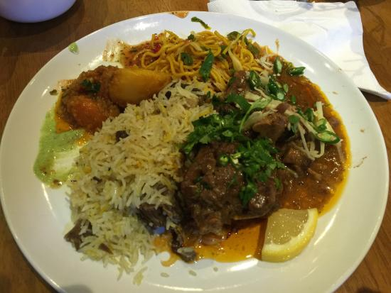 Ilford, UK: Really tasty traditionally cooked food