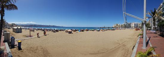Playa de Las Canteras Photo