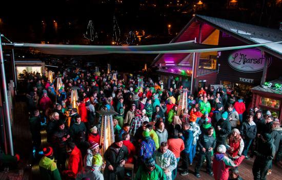 El Tarter, Andorra: ara si!