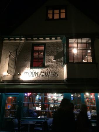 Marlowe's: From Outside