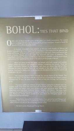Bohol National Museum: 20160202_120826_large.jpg