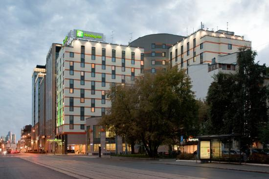 Welcome to Holiday Inn Moscow Lesnaya