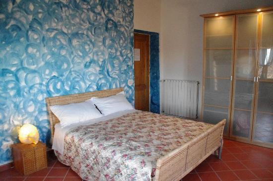 Arcidosso, Ιταλία: camera turchese