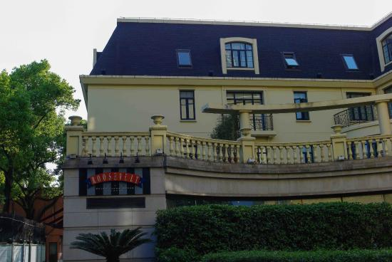 Rujin Hotel Taiyuan Villa Foto