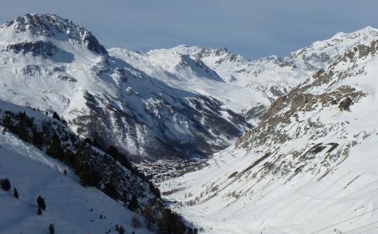 Le Signal: Overlooking Val