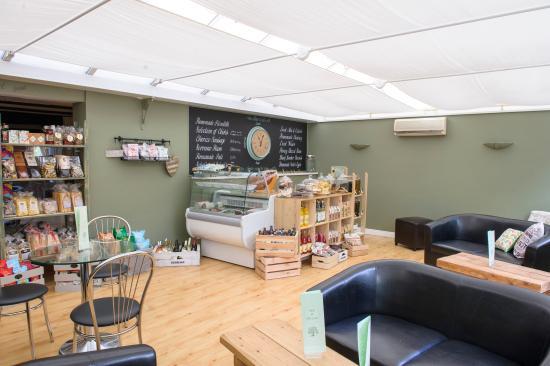 Sudbury, UK: Deli and Coffee Shop