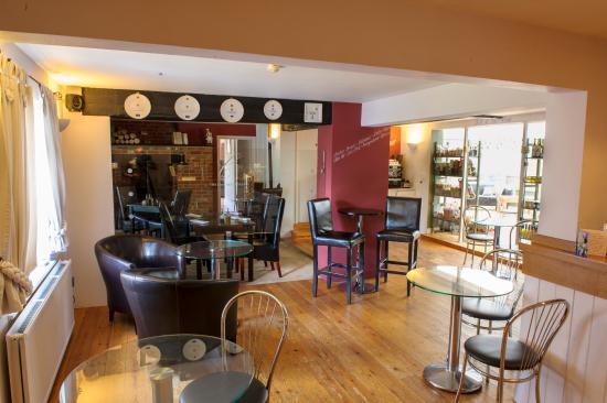 Sudbury, UK: Bar / Restaurant