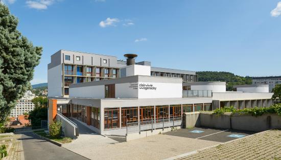 Centre International de Sejour A. Wogenscky