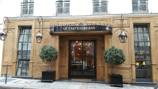 Chateaubriand Hotel: 20160202_120704_large.jpg