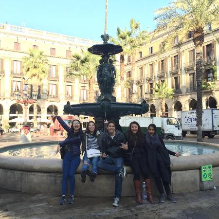 Tour Me Out Barcelona