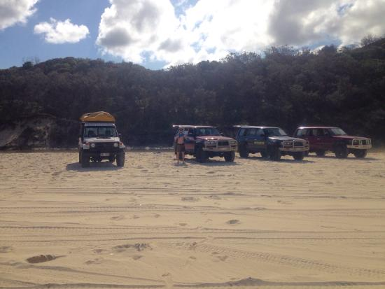 Rainbow Beach, Australien: photo1.jpg
