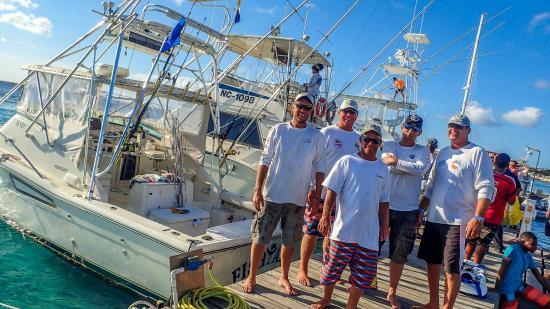 Kralendijk, Bonaire: Bonaire Big Game Fishing