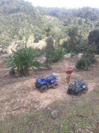 มะเร็ต, ไทย: Quadrophenia Samui ATV Mountain Tours