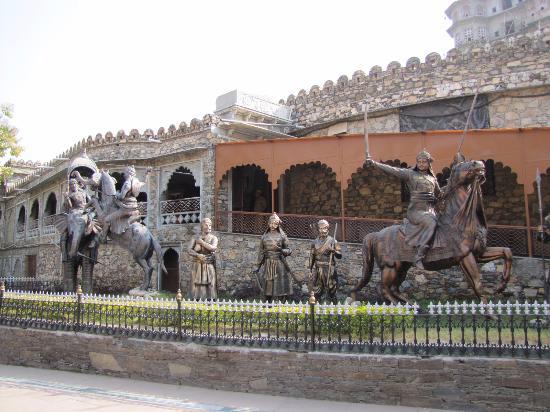 Rakht-Talai (Haldighati)