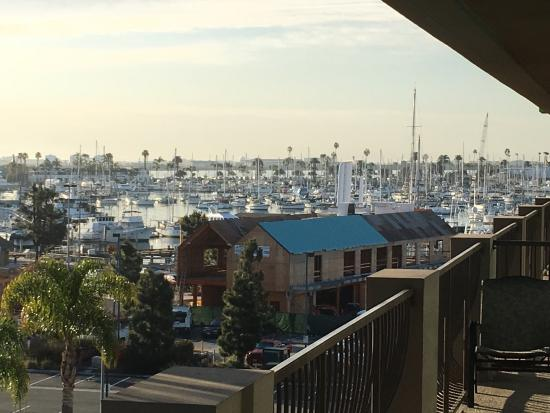 Holiday Inn San Diego-Bayside: Gorgeous View!!