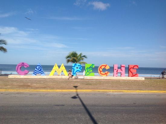 Centro Histórico de San Francisco de Campeche