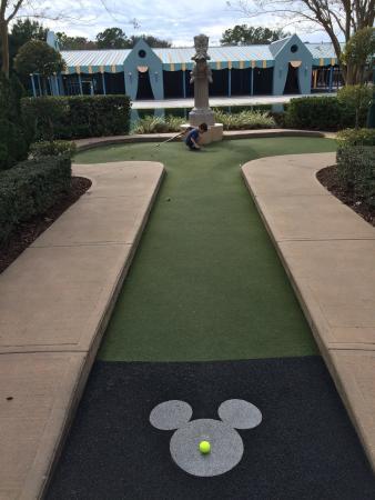 Fun Picture Of Disney 39 S Fantasia Gardens Miniature Golf Course Kissimmee Tripadvisor