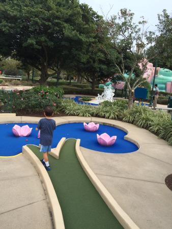 Picture Of Disney 39 S Fantasia Gardens Miniature Golf Course Kissimmee Tripadvisor