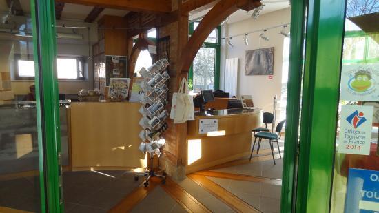 La Petite Pierre, Frankreich: Accueil de l'office de tourisme