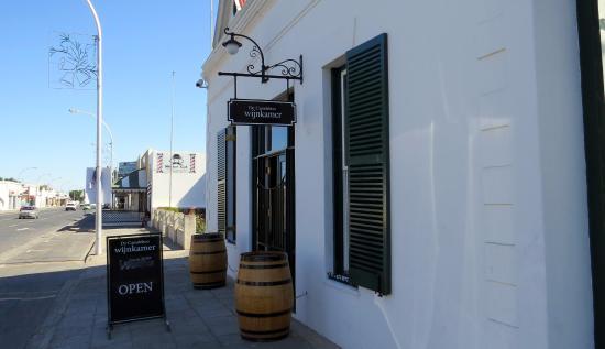De Camdeboo Wijnkamer