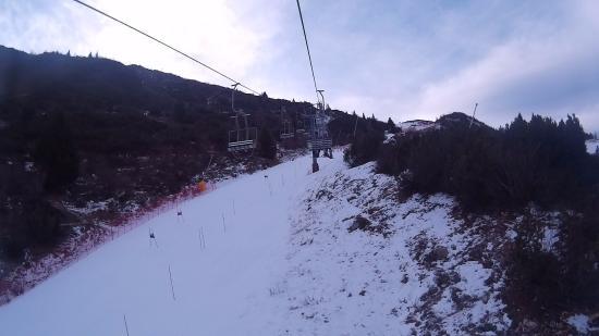 Monte Bondone Ski Area