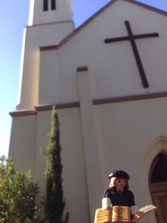 Iglesia Luterana El Redentor