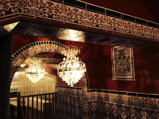 Acc s salle de repos foto van hammam l 39 alhambra roubaix tripadvisor - Fotos van salle d eau ...