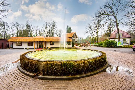 De Bult, Pays-Bas : de voorkant van het restaurant