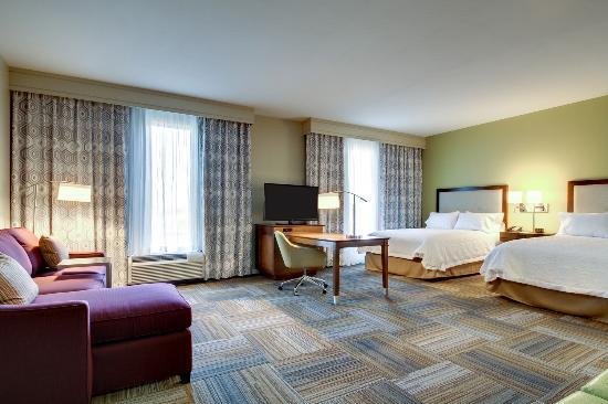 Cordele, جورجيا: Queen Suite