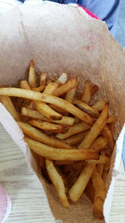 Five Guys Burger and Fries