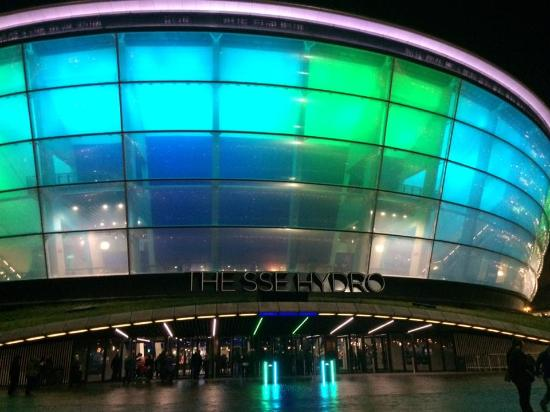 ‪The SSE Hydro‬