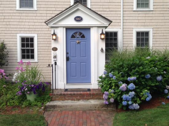 Brewster, MA: Front Door