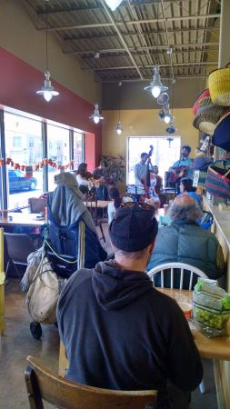 Marquette, MI: Music in the Cafe