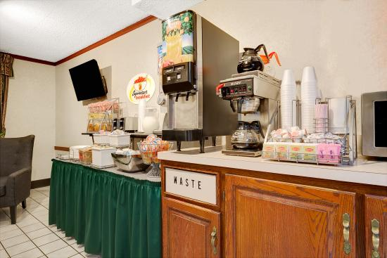 Kenmore, estado de Nueva York: Breakfast Bar