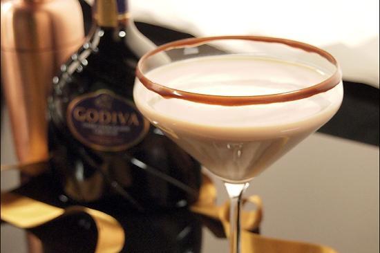 Sutter Creek, CA: Godiva Kissed Caramel Martini's