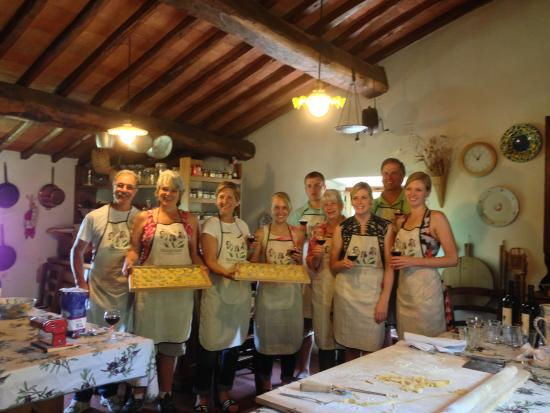 Toscana Mia Cooking Classes in Tuscany