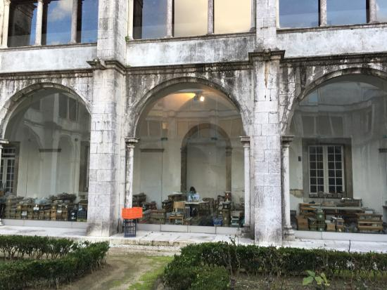 Tile Museum Portugal : National tile museum picture of