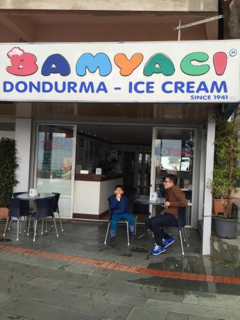 Bamyaci Dondurma