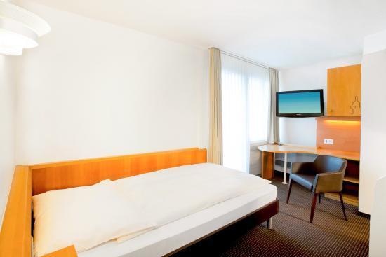 Glattbrugg, Schweiz: Einzelzimmer Business