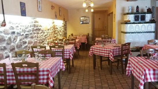 Taintrux, Франция: restaurant