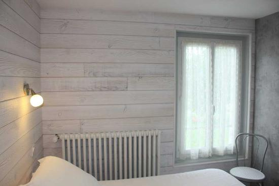 Thollon-les-Mémises, France : chambre double