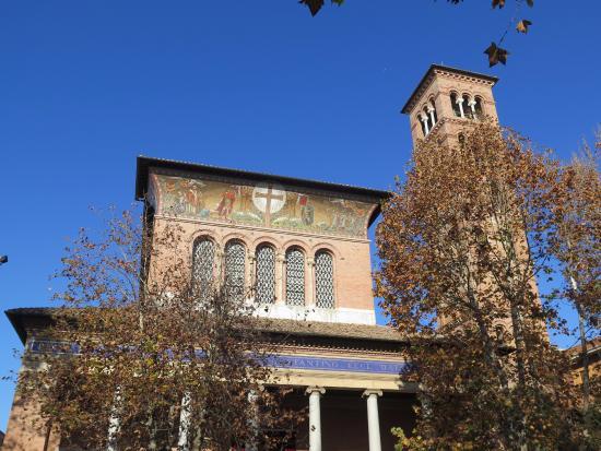 Basilica Di Santa Croce a Via Flaminia