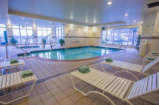 indoor swimming pool picture of hilton garden inn providence rh tripadvisor com